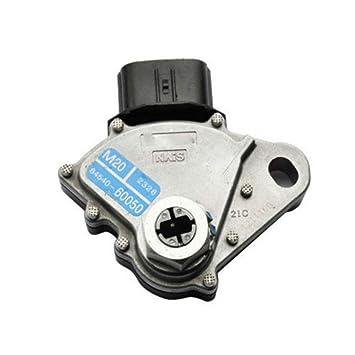Neutral Safety Switch 84540-51010 for Toyota 4Runner Land Cruiser LEXUS GX470 LX470 SC430 Aramox Neutral Switch