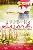 download ebook summer spark: a contemporary romance novella (four seasons serial book 1) pdf epub