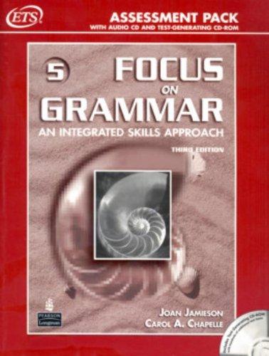 Focus on Grammar 5, Assessment Pack: Advanced Level 5: Amazon.es: Maurer, Jay: Libros en idiomas extranjeros