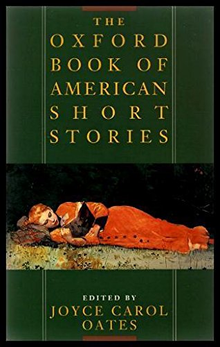 THE OXFORD BOOK OF AMERICAN SHORT STORIES: Rip Van Winkle; Peter Rugg the Missing Man; The Wives of the Dead; The Paradise of Bachelors and the Tartarus of Maids; The Tell Tale Heart; The Ghost in the Mill; Cannibalism in the Cars