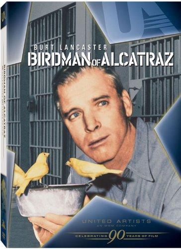 Birdman Of Alcatraz (Ws) (Alcatraz Dvd Birdman Of)