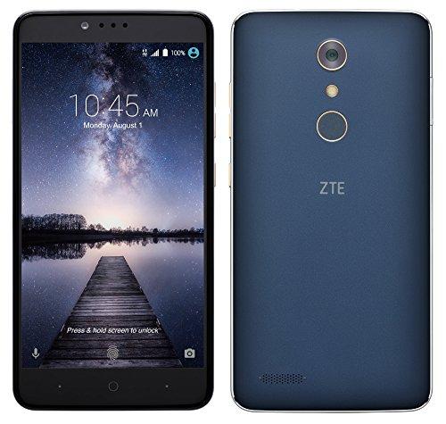 ZTE ZMAX PRO Z981 Black
