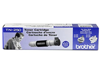 Brother TN250 Toner Cartridge 2200páginas Negro - Tóner para ...