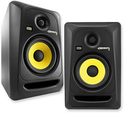 KRK RP8G3 NA Generation Powered Monitor product image