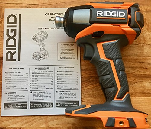 Ridgid R86035 Gen5X 18V Cordless Lithium Ion 2,000 Inch Pounds Impact Driver w/ Quick Release Chuck, LED Lighting, and Belt Clip (Battery Not Included, Power Tool Only)