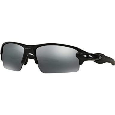 a51efce481 Oakley Men s Flak 2.0 OO9295-01 Non-Polarized Iridium Rectangular Sunglasses