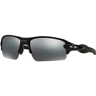 1eac9e1d71 Oakley Men s Flak 2.0 OO9295-01 Non-Polarized Iridium Rectangular Sunglasses