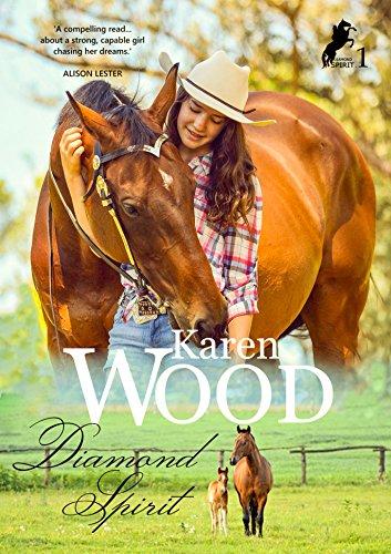 DIAMOND SPIRIT (Diamond Spirit Series Book 1) by [Wood, Karen]