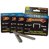 Arrow 505-IP T50 5/16-Inch Staples, 5000-Pack
