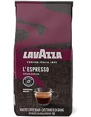 Lavazza Espresso Gran Crema Coffee Beans, 1 Kg