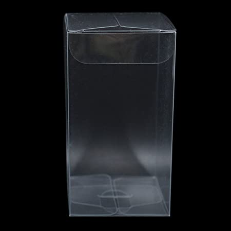 Clear Plastic Pvc Boxes For Invitation Event Chocolate Display Multi