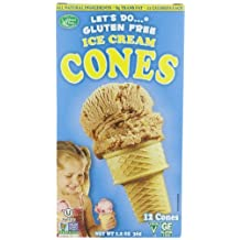 Gluten Free Ice Cream Cones (2 pack)