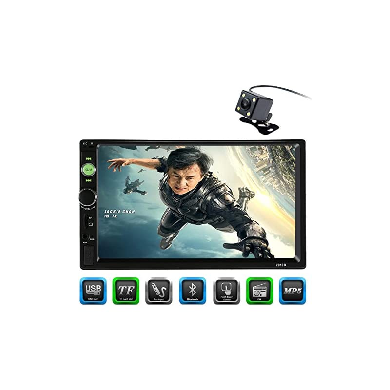 CARED 7inch Car MP5 Player,Touch Screen,