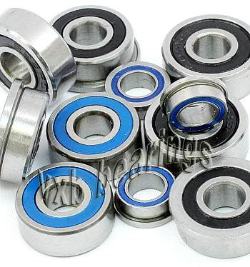 Team Associated Factory Team Rc18b 1/18 Elec Off-road Bearing set Quality RC Ball Bearings VXB Brand