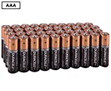 #3: Duracell MN2400 AAA Alkaline Duralock Batteries- 40 Pack
