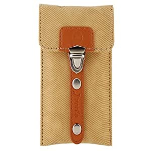 High Qualtiy PU Leather Protective Bag Pouch For iPhone 4 4S