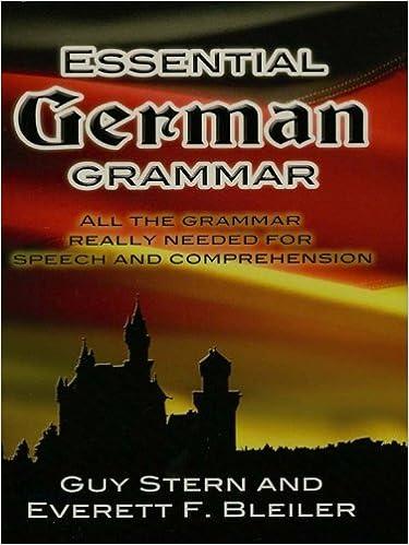 german grammar pdf e-books