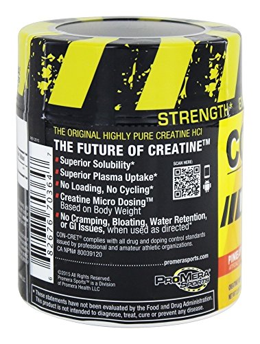CON-CRET Creatine HCL - Pineapple - Lifestyle Updated