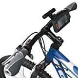 Ibera Bicycle Smartphone Case with MinIbera Bicycle Smartphone Handlebar Bag with Mini Handlebar for Blackberry/HTC/Droid/Android/Samsung Phone Handlebar/iPhone 5/Galaxy S/HTC/Droid, Best Gadgets
