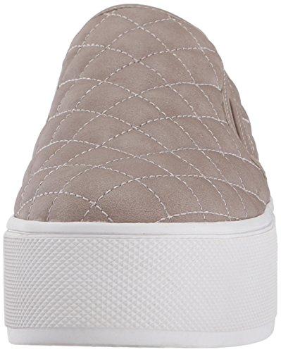 Steve Madden Womens Ecentrcqp Fashion Sneaker Grey