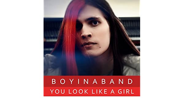 You Look Like a Girl (Acapella) [Explicit] by Boyinaband on Amazon