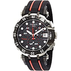 TISSOT watch T-Race MotoGP Limited Edition 2015 world 8888 limited edition T0924172720100 Men's [regular imported goods]