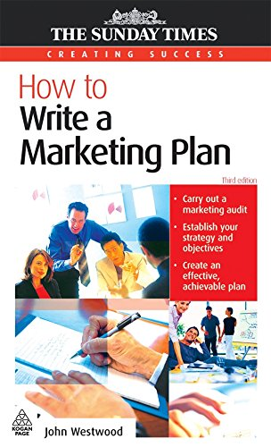 How to Write a Marketing Plan (Creating Success)