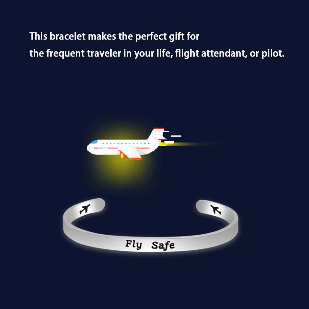 Amazon.com: MAOFAED llavero de viaje con mosca de regalo ...