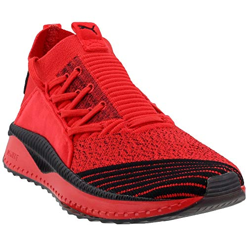 PUMA Men's Tsugi Jun Fubu BHM High Risk Red/Puma Black 8 D US