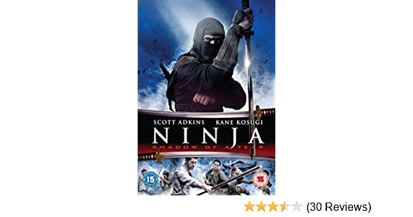Amazon.com: Ninja - Shadow Of A Tear [DVD]: Movies & TV