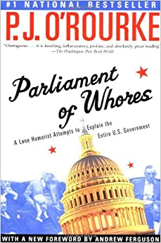Parliament of whores o'rourke