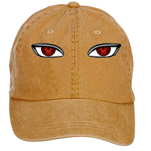Tommery Unisex Naruto Business Logo Hip Hop Baseball Caps