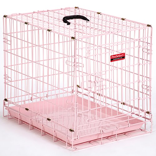 PROSELECT Pastel Dog Crates for Dogs & Pets - Powder Blue...