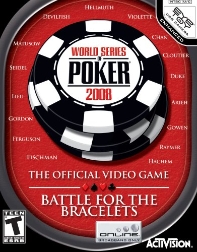 World Series of Poker 2008: Battle for the Bracelets – PlayStation 2