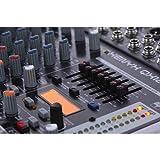 جهاز دمج اصوات زينيكس مع 16 مدخل من بيهرينغر QX1222USB 42037