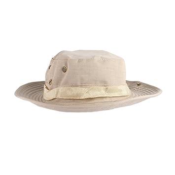 excepcional gama de estilos y colores gran calidad nueva colección Accessoryo - 58cm Estilo Selva Sombrero De Safari En Crema
