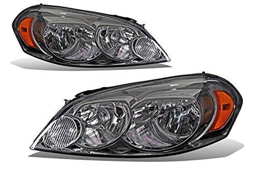 chevy impala chrome headlight - 4