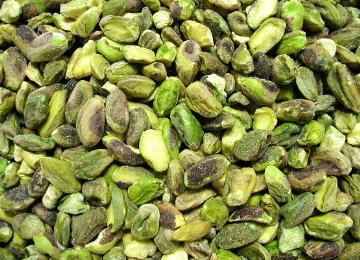 Pistachios Shelled Raw Unsalted, 2Lbs