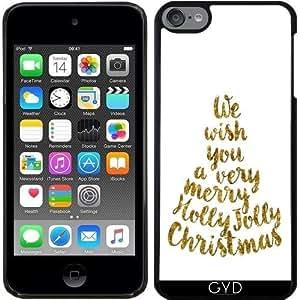 Funda para Ipod Touch 6 - Holly Jolly Christmas 2 by UtArt