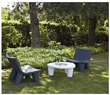 Slide Salón de jardín Low Lita: Amazon.es: Jardín