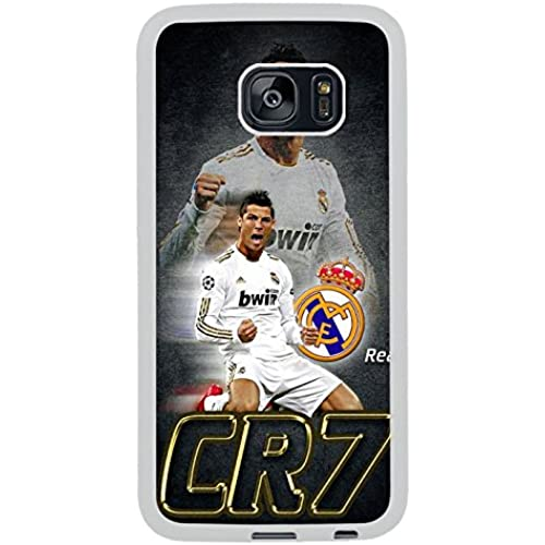 Generic S7 Edge TPU Case,Cr7 White Phone Case For Samsung Galaxy S7 Edge Sales