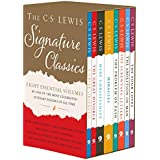The C. S. Lewis Signature Classics (8-Volume Box Set): An Anthology of 8 C. S. Lewis Titles: Mere Christianity, The Screwtape