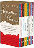 img - for The C. S. Lewis Signature Classics (8-Volume Box Set): An Anthology of 8 C. S. Lewis Titles: Mere Christianity, The Screwtape Letters, Miracles, The ... The Abolition of Man, and The Four Loves book / textbook / text book