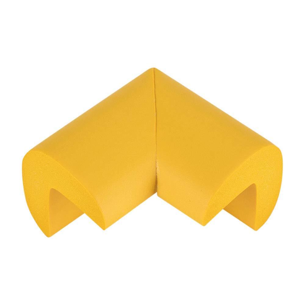 4pcs respectueux de l'environnement Edge et coin Guards-furniture, table, bureau, cheminée d'angle Garde de coussin pour enfant de sécurité BaconiXfF