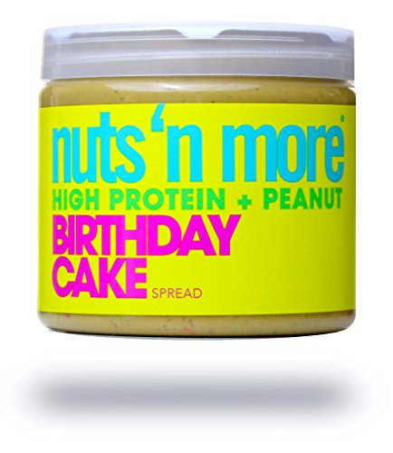 Nuts More Protein Birthday Peanut product image