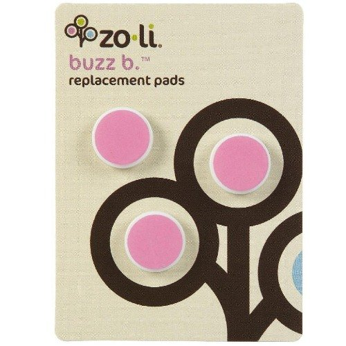 Buzz B Replacement Pads - Pink