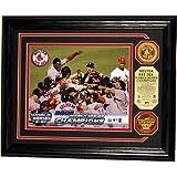 Highland Mint Boston Red Sox 2004 World Series Celebration Photo Mint