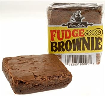Image result for supermarket fudge brownie