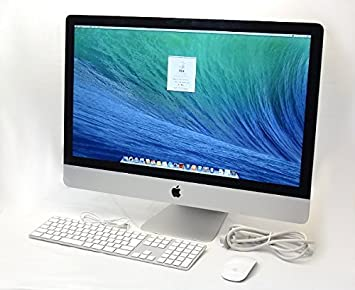 Desktops & All-in-ones Apple Imac 27 I7 3.5ghz Late 2013 Apple Desktops & All-in-ones