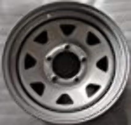 Ford F150 Bolt Pattern >> New 16 Steel Wheel Rim Ford F150 E150 Silver Spoke 16x7 5x5 5 5x139 7 16555sp Ford